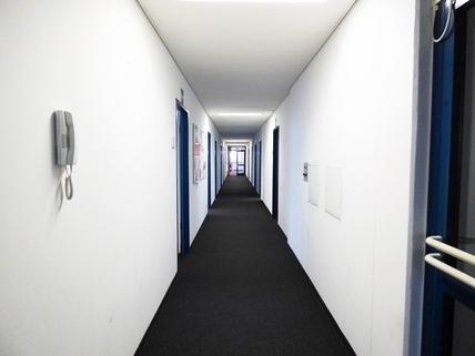 Flur Flexible Bürofläche im Gewerbegebiet Am Moosfeld