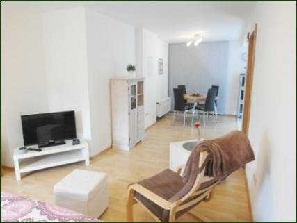 TV-Ecke AbacO: TOP-Apartment mit allem was dazu gehört!