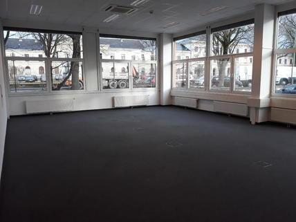 Ausstellungsfläche Ausstellungsfläche/Büro/Schauraum im BIZ Wels