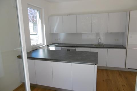 Marken-Einbauküche Dachterrassentraum: Erstbezug! Exklusive 3-Zimmerwohnung mit großer Dachterrasse!