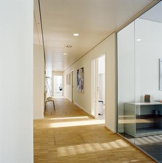 Büro STOCK - Moderne Architektur in modernem Umfeld
