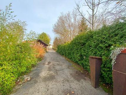 Gemeinschaftsweg Idyllisches Grundstück für das selbstgenutzte Eigenheim<br /> zur Bebauung für ortsansässige Penzinger