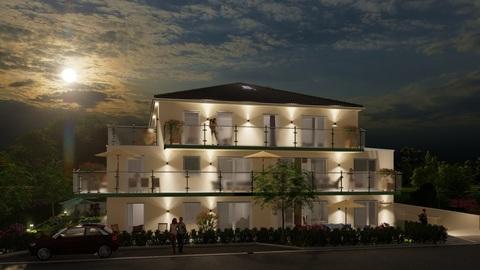 Bild 1 Exklusive Villen-Wohnungen in Lappersdorf-WE1