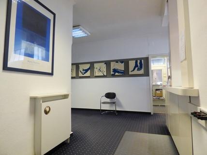 Flur STOCK - Flexible Büro- und Praxisfläche nahe dem Rotkreuzplatz