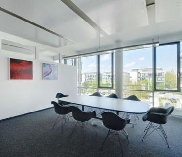 Büroansicht STOCK - PROVISIONSFREI - Sensationelle Büroflächen in Unterföhring