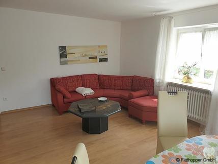 Bild 2 FLATHOPPER.de - Möblierte 4-Zimmer-Wohnung mit Balkon in Rosenheim - Pang