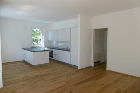 Kochen Dachterrassentraum: Erstbezug! Exklusive 3-Zimmerwohnung mit großer Dachterrasse!