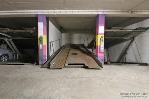 Stellplatz HEGERICH: Duplex-Tiefgaragen-Stellplatz in Schwabing
