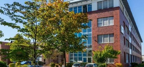 Außenansicht STOCK - PROVISIONSFREI - Moderne Büroeinheiten im aufstrebenden Gewerbeareal