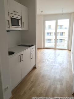 Küche Typ A2 Modernes Studenten-Apartment zum grünen u. ruhigen Innenhof - ERSTBEZUG!!!
