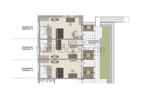 Bild 9 FLATHOPPER.de - Modernes Apartment mit Dachterrasse in Stuttgart - Plieningen