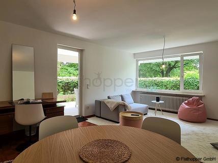 Bild 2 FLATHOPPER.de - Erstbezug! Schöne 3,5- Zimmerwohnung mit großer Terrasse in Unterhaching bei Münche