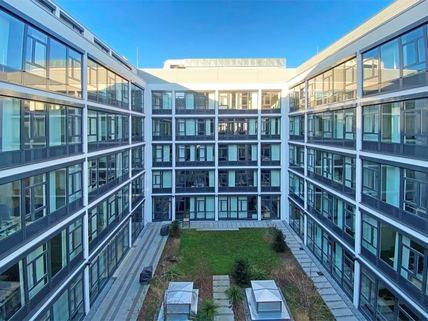 Innenhof Repräsentative Büroflächen mit modernster Ausstattung