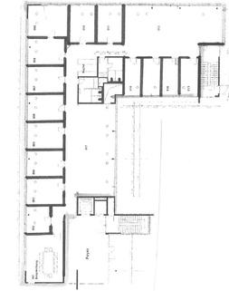 Grundriss STOCK - Tolle Repräsentanz in modernen Gebäudeensemble