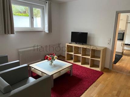 Bild 1 FLATHOPPER.de - 1,5-Zimmer-Wohnung in Stuttgart - Freiberg