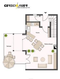 Erdgeschoss Doppelhaushälfte in Waldtrudering