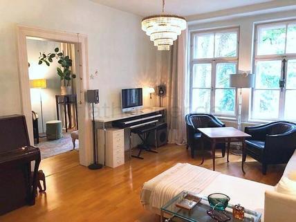 Bild 1 FLATHOPPER.de - Charmante und ruhige 2-Zimmer-Altbauwohnung in München - Isarvorstadt