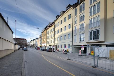 Hausansicht EICHLER IMMOBILIEN: Karlstraße - Zentral gelegene Büro-/Praxiseinheit
