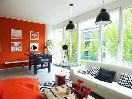 Sozialraum STOCK - Top-Büroflächen in der Parkstadt Schwabing