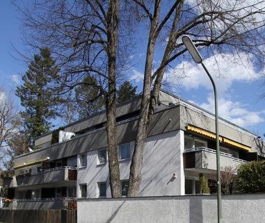 Wohnanlage Erstbezug nach Sanierung 1-Zimmer-Wohnung Bestlage Menterschwaige