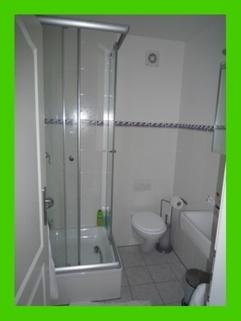 Badezimmer Möblierte Wohnung auf Zeit ab 1. März 2018 frei!