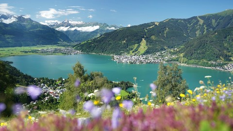 2 Studio Suite Lake View - The Gast House Zell am See