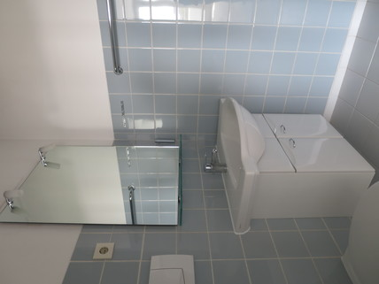 Bad Bogenhausen: schöne 5- Zimmer Wohnung mit super Fernsicht zu verkaufen