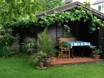 Gartenhaus ***Bestlage Berg-am-Laim*** EFH - Eine Idylle inmitten der Stadt
