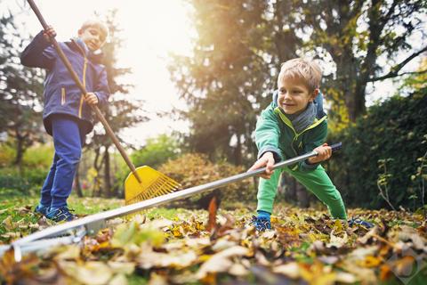 Herbst Kinder RARITÄT: HERRSCHAFTLICHES ANWESEN IM NONNTAL ZUM VERKAUF