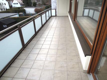 großzügiger Balkon **Rarität in Waldtrudering**Stilvolle 4-Zi-Etagen-Whg. mit S/O-Balkon+West-Garten im 2-Familienhaus**