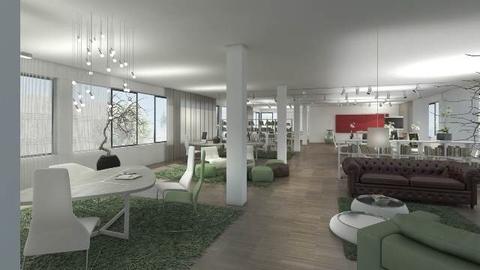 Innenansicht STOCK - PROVISIONSFREI - Sensationelle Büroflächen in Unterföhring
