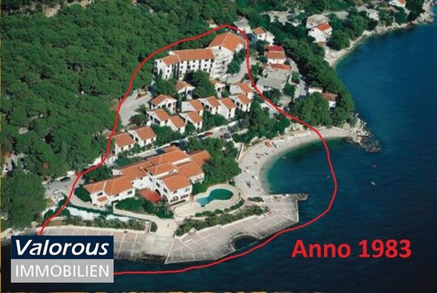 Hotelanlage direkt am kroatischen Strand  - Neubauprojekt!