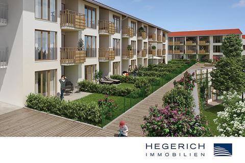 Hausham 2 HEGERICH IMMOBILIEN: Gartenwohnung in der Alpenregion Tegernsee-Schliersee   Neubau