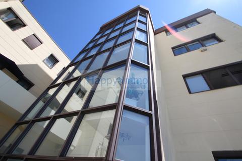 Außenansicht 3 Zimmer Büro - Teeküche und 2 Toiletten, ca. 144 m²