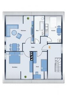 Gemütliche 2,5 Zi Wohnung in ruhiger Lage