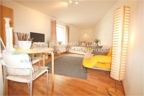 Ansicht1 AbacO Immobilien*TIPP: Schick möbliertes Cityappartment, EBK,TLB Wanne 1.OG im Stadtzentrum Leipzig