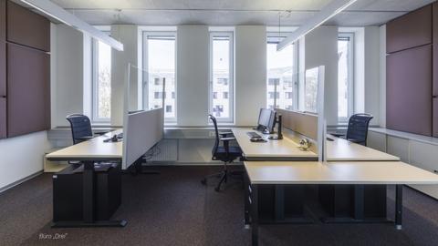 05 moderne Büroflächen im Hall-Haus zu vermieten