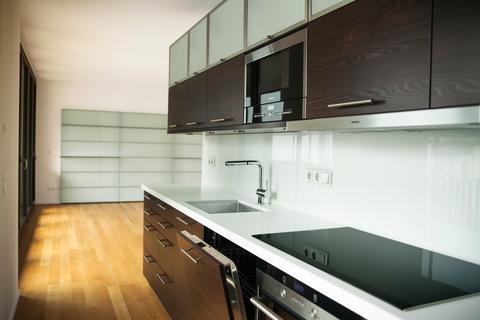 offene Küche Haidhausen - 2,5 Zi-Whg. mit großer Dachterrasse