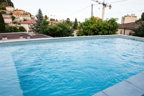 Bild 4 Franz. Riviera / Monaconähe: hochwertig möbliertes Penthouse mit Meerblick zu verkaufen