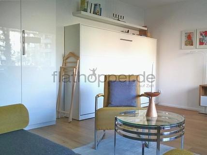 Bild 13 FLATHOPPER.de - Hochwertiges Apartment mit Balkon - auch für Homeoffice - in Schwabing - Freimann