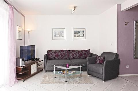 Bild 1 FLATHOPPER.de - Idyllisch gelegene 2-Zimmer Wohnung mit Terrasse und Garten sowie Parkplatz in Bad