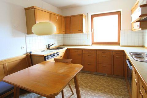 Küche Ruhige 3-Zi.-Garten-Whg. mit hohem Wohnwert - 82131 Gauting