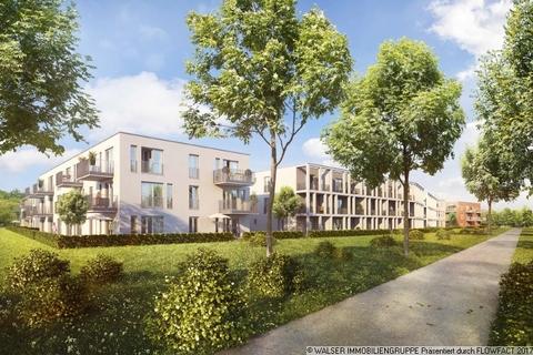 Außenansicht Ihr neues Zuhause – Wohnoase im Grünen: Wunderschöne 4-Zimmerwohnung in Vaterstetten