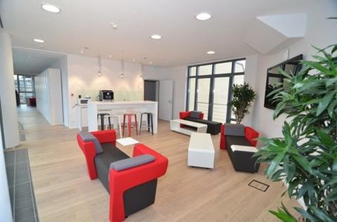 Innenansicht STOCK - Top moderne Büroflächen in München-Haar
