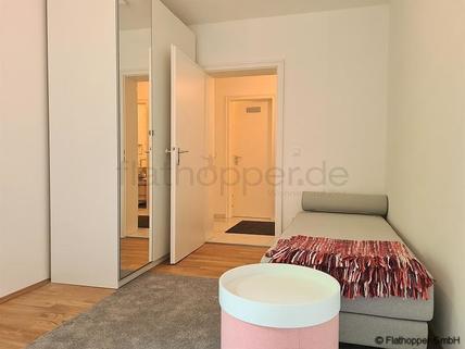Bild 8 FLATHOPPER.de - Erstbezug! Schöne 3,5- Zimmerwohnung mit großer Terrasse in Unterhaching bei Münche