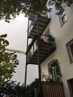 Balkon Maxvorstadt/zu Verkaufen: Altbau 3 Zimmer Whg. mit Balkon und Lift