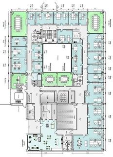 Ausbaubeispiel Büro Hochwertige Büro- und Serviceflächen