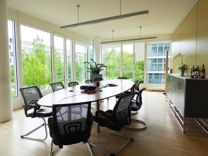 Konferenz STOCK - Top-Büroflächen in der Parkstadt Schwabing