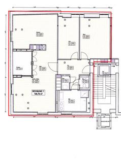Plan Traumhafte Dachgeschosswohnung in Haidhausen mit Dachterrasse