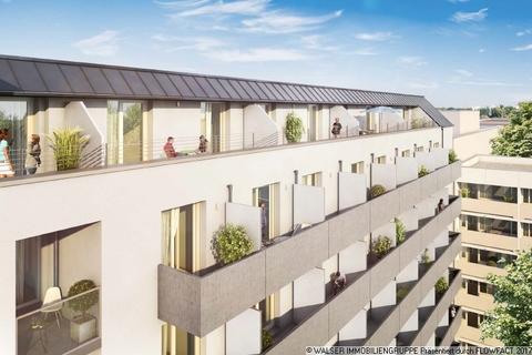 Innenhof_Dachterrasse Dachterrassen-Studentenapartments in Pasing - Perfekt für Kapitalanlage und Mieter
